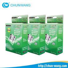 new products strong sterilization&deodorizer Washing machine tub cleaning powder