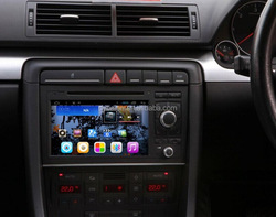 android navigation for audi a4/for AUDI A4 car radio android/7 inch car dvd player a4