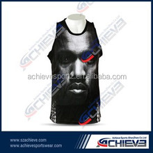 free sizes custom designs basketball shirts,custom basketball wear