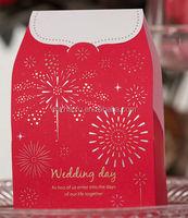 2014 new design box wedding favor