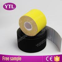 Customized OEM sports tex kinesiology tape