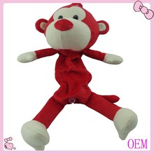 Custom stuffed plush soft toy monkey
