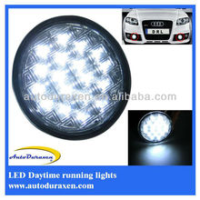 HOT! Emark Round DRL LED Car Lamp for Ford