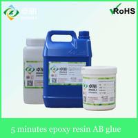 5 minutes epoxy resin AB glue marble epoxy glue
