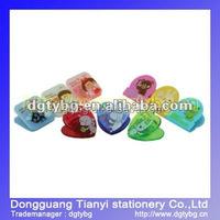 Transparent Color Binder clip binder clip art