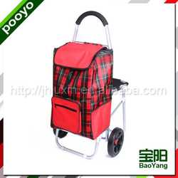 trolley luggage for promotion air luggage cart