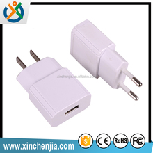 5V 500mA 1000mA 1500mA car charger wall charger portable charger for samsung