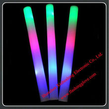 19 Inch LED Foam Stick/Concert LED Flashing Glow Stick in Guangdong China