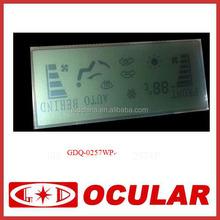 Automobile Sgement Transparent LCD Display