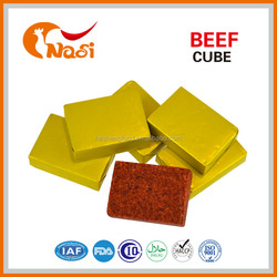Nasi china top ten selling products beef cube for sale