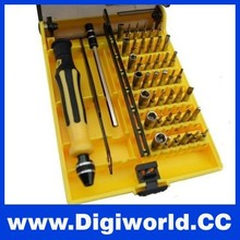 45 in 1 Multi-Bit Torx Screwdrivers Laptop Repair Tool Set for PC Phone