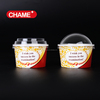 green paper cup ice cream,high food grade bowl,disposable biodegradable ice cream cup