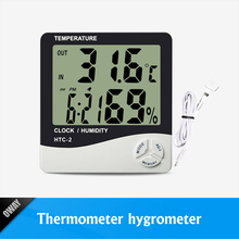 Promocional instrumento digital para medir la temperatura