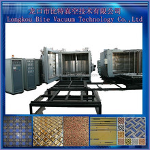 Ceramic Plate/Bathroom Wall Tile PVD Plating Machine for Gold coating