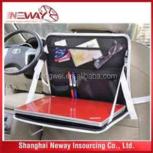 First-Rate Folding Back Seat Car Organzier/portable hanging pocket