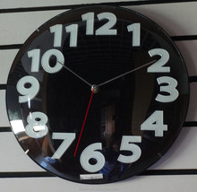 patented product 3D figure modern decorative wall clock