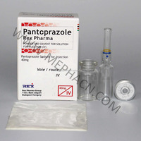 Raw material and package for Pantoprazole for injection 40mg