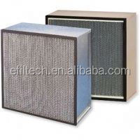 100% tested Cheap hepa filters h12