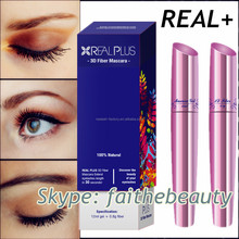 Eyelash lengthen curl tool Real+ 3D fiber mascara happy shopping product