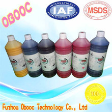 Good Color Fastness Pigment Ink Japan For Cotton