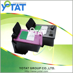 Compatible HP 121 ink cartridge Black and colors remanufactured ink cartridge for HP 121
