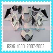 Aftermarket ABS Custom Fairing Body Kit Quality ABS motorcycle Fairing for SUZUKI GSXR 1000 K7 2007-2008