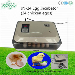 Focus family use 24 egg incubator small ostrich egg incubator and hatcher JN24