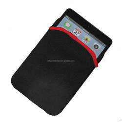 factory price reversible neoprene tablet sleeve for Ipad Mini
