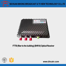 competitive price 1310 nm and 1550 nm double working window FTTB(fiber to the building)(BHR-II) Optical Receiver