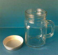 wholesale lead free metal lids for glass canning jars with screw cap