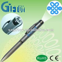 promotional projection pen with led light