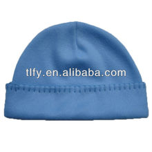 polar fleece baby hat