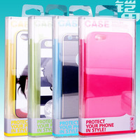 In stock selling mobile phone case retail packaging for iphone 6 & 6 plus KJ-347
