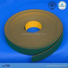 Anti-static flat rubber nylon spindle drive belt