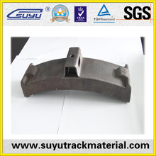 chinese SGS quality brake block for fastening
