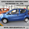 ND7450EV 4 wheels electric cars, four wheels electric cars sedan with low price