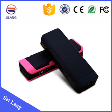 2 in 1 Portable Multi-function Stereo Bluetooth Speaker 4000mAh Power Bank Support FM Radio / TF Card
