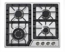 4 burners Kitchen Stianless Steel Gas Hob