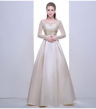 TB010 Real Picture Taken From France Rhinestone Wedding Dresses