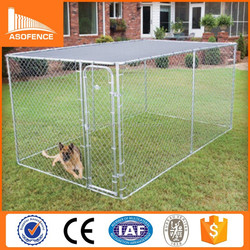 US and Canada popular high quality wire mesh fencing dog kennel