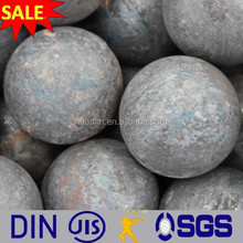 JiNan Dia 85mm High Hardness Forged Grinding Steel Ball