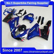 FFKTR002 China Fairings Motorcycle For Daytona 675 2009 2010 2011 Blue And Black