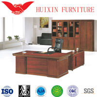 Commercial Office Furniture Modern Woode Executive Desk ,marquetry table