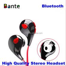 2015 Wireless Stereo Bluetooth Sport Headset