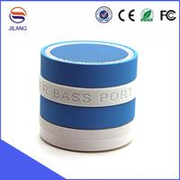 Super bass bluetooth mini wireless portable speaker