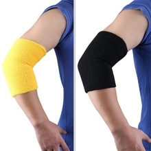 hot new products for 2015 knee and elbow pads sports arm sleeves for Basketball