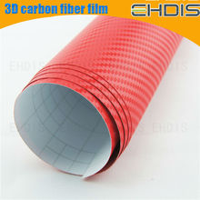 extremely high gloss smooth finish carbon fiber static film car