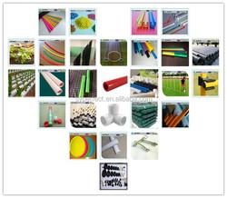 PVC Material pvc column pipe