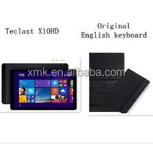 2015 Original Teclast X10HD 3G Dual Boot Tablet PC 10.1 Inch 2GB 64GB Intel Z3736 Retina Screen Wins 8.1 Android 4.4