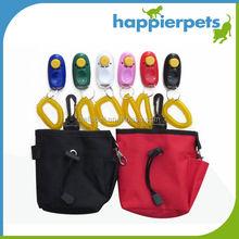 Clix Treat Bag & Dog Training Clicker